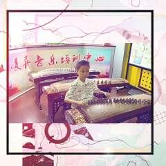 凌异音乐工作室 马小寒同学古筝成品曲展示完整
