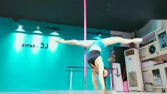 合肥专业钢管舞 成人舞蹈培训 立晨十年专业 欧