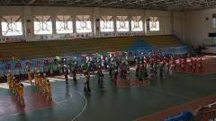 曲靖市第22届城市老年人体育运动会采排节目3