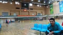 2019年3月5日至10日赴广州市体育职业技术学院参加