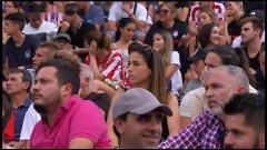 顶盛体育:马德里竞技1-0莱加内斯,19分钟双方拼