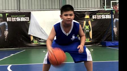 起点篮球训练营暑假班结束视频