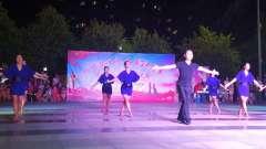 安国市参加无极举办建国70周年交谊舞(体育)舞