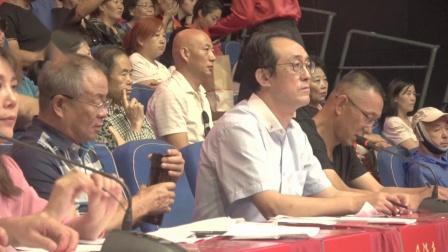 阳泉市纪委监委大合唱《跟你走》《飞翔吧中国》 郝新文