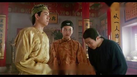 周星驰最幸福的电影,香港5大古装美女齐聚,邱