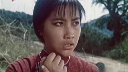电影《红色娘子军》批斗南霸天时,演员陈强被打得鼻青脸肿