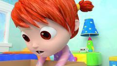 儿童早教动画,益智英语儿歌,神奇的小袜子