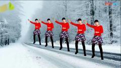 《万人迷》基础入门16步 热门流行大摆胯舞步-