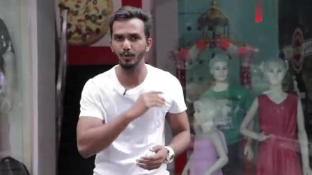 国外恶搞,印度男子街头问漂亮妹子你愿意成为我的女皇吗