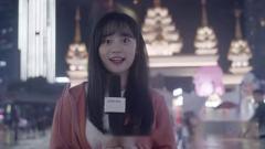 陈翔六点半:陈翔六点半中秋节街头采访,女神