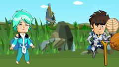 「王者好气啊」搞笑动画3:鲲的复仇!你们骑完