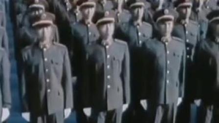 建国35周年国庆阅兵