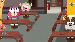 快乐熊猫 第11集 课堂糗事一箩筐