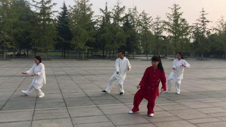 传统杨氏太极拳三十式