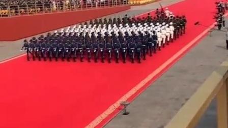 北京 二零一九年十月一日 建国七十周年大阅兵式