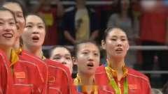 体育七大事件之中国女排精神:顽强拼搏 为国争