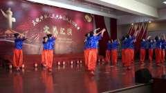 景德镇市委党群机关老年人体育协会庆祝国庆7