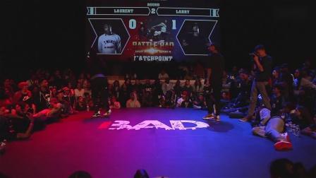 LAURENT VS LARRY LES TWINS - *attle *AD 2019 - HIP-HOP 决赛