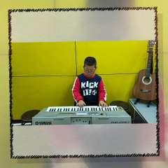 凌异音乐工作室 吴优同学电子琴成品曲展示完整