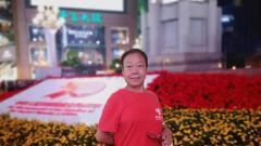 2019年10月3日重庆体育公园抖空竹庆祝祖国70华诞