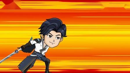 「王者好气啊」搞笑动画22:东方曜巧遇自己偶像