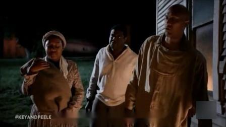 爆笑黑人兄弟恶搞吐槽 黑人千万不能演夜戏
