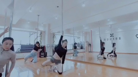 成都成人钢管舞培训 钢管舞舞蹈 成人钢管舞入门