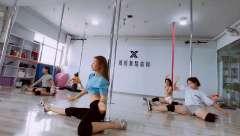 成都专业钢管舞培训 钢管舞舞蹈教学 钢管舞舞蹈