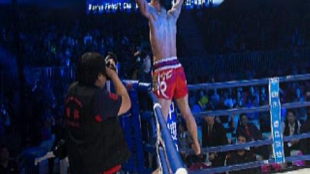 [金牌综艺]《昆仑决》常德站:杨建平暴揍日本拳