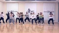 青岛舞蹈 帝一舞蹈工作室爵士舞抖音热门舞蹈《爱的飞行日记》课堂