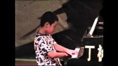 2005年曙光艺术课堂师生钢琴音乐会011《珊瑚舞》