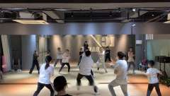 合肥立晨舞蹈 简易教学 流行爵士舞 古典舞 钢管