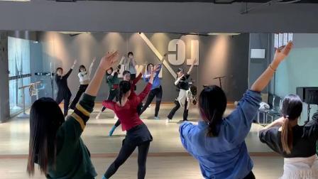 《广寒宫》中国古典舞 合肥立晨舞蹈成人班 流行