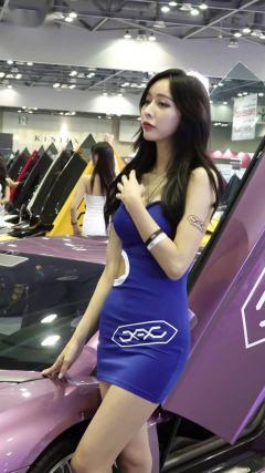 美女车模 #09