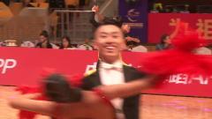 2019年中国体育舞蹈公开系列赛(北京站)十项全