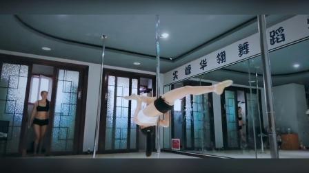 新疆尖峰华翎舞蹈钢管舞