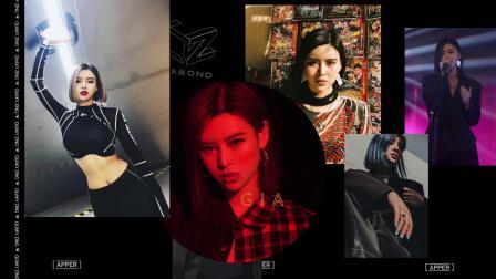 Diamond QZ——RAP Queen 为嘻哈中国Hip Hop 自由发声