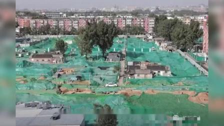北京地铁14号线附近惊现古墓群,考古正在紧张进