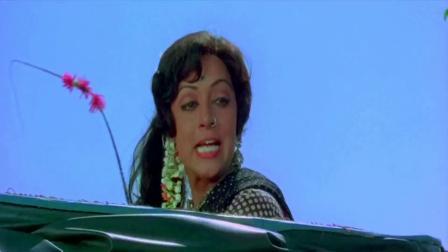 印度電影 复仇的火焰 馬車女郎 插曲 1975 英文字幕