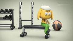 脑洞幽默动画,别用极端的方法锻炼身体后果会