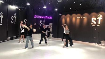 温州SJ炫舞 成人爵士舞韩舞流行舞舞蹈哪里学