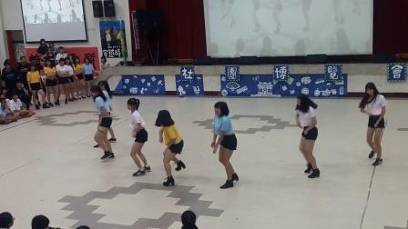106!8!11 虎尾高中 社團博覽會 熱舞社女舞