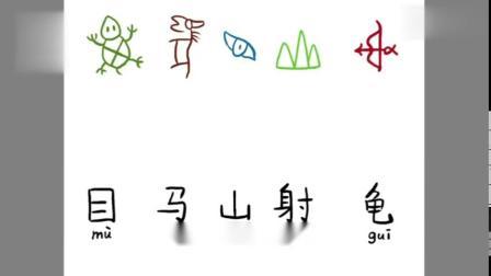 90后考古系妹子制作甲骨文表情包:让考古知识走