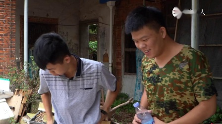 闽南语搞笑视频阿煌喜欢交朋友,遇外地人热心