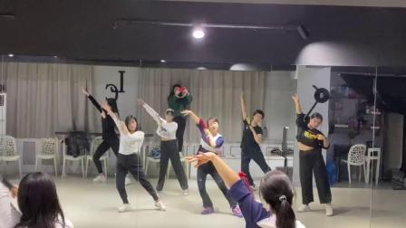 合肥流行舞蹈 立晨11年专业年会排舞 艺考 爵士舞
