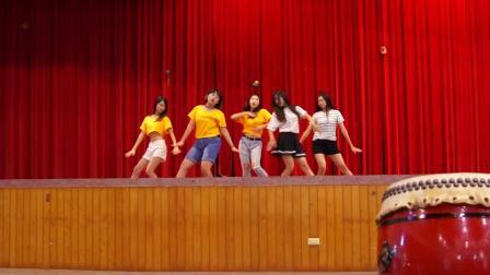 國立後壁高中 106年校慶園遊會 熱舞社表演03