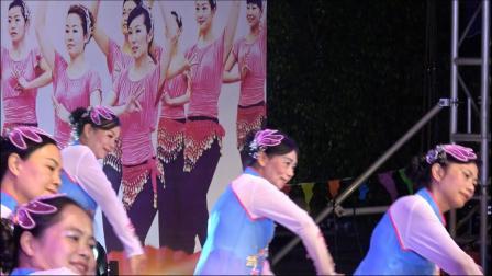 06红叶队《春雨》2019新会区第八届葵乡文化艺术