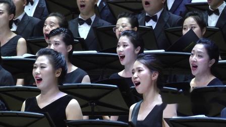 春暖花开 北京青年合唱团 2019北京音乐厅