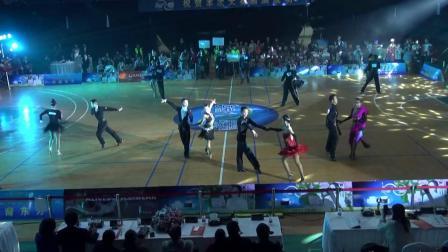 2019湖南第十六届拉丁舞锦标赛总决赛   恰恰舞