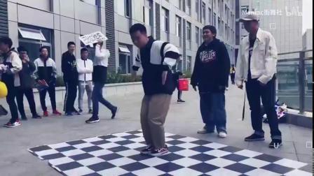 jazz海绵宝宝恶搞街舞炸裂北航ma...